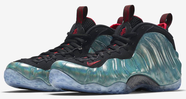 "Nike Air Foamposite One ""Go Fishing"""