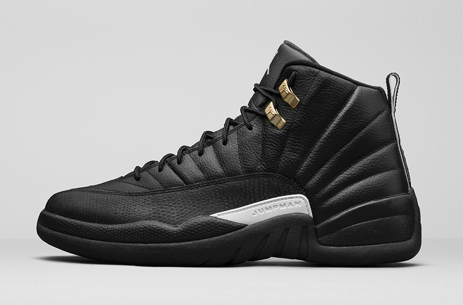 "Nike AIR JORDAN 12 RETRO ""The Master"" 130690-013"