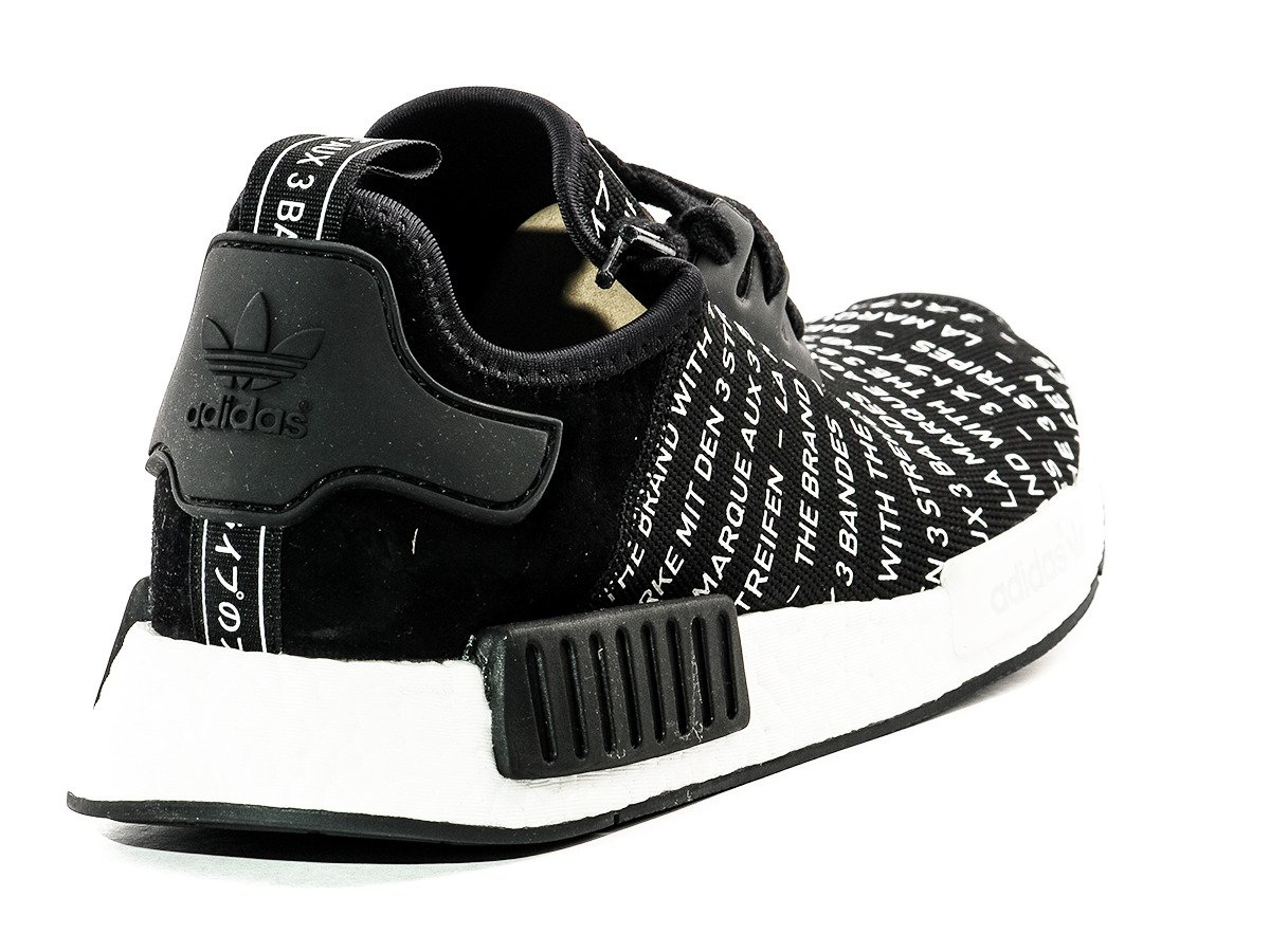 Nmd R1 Blackout