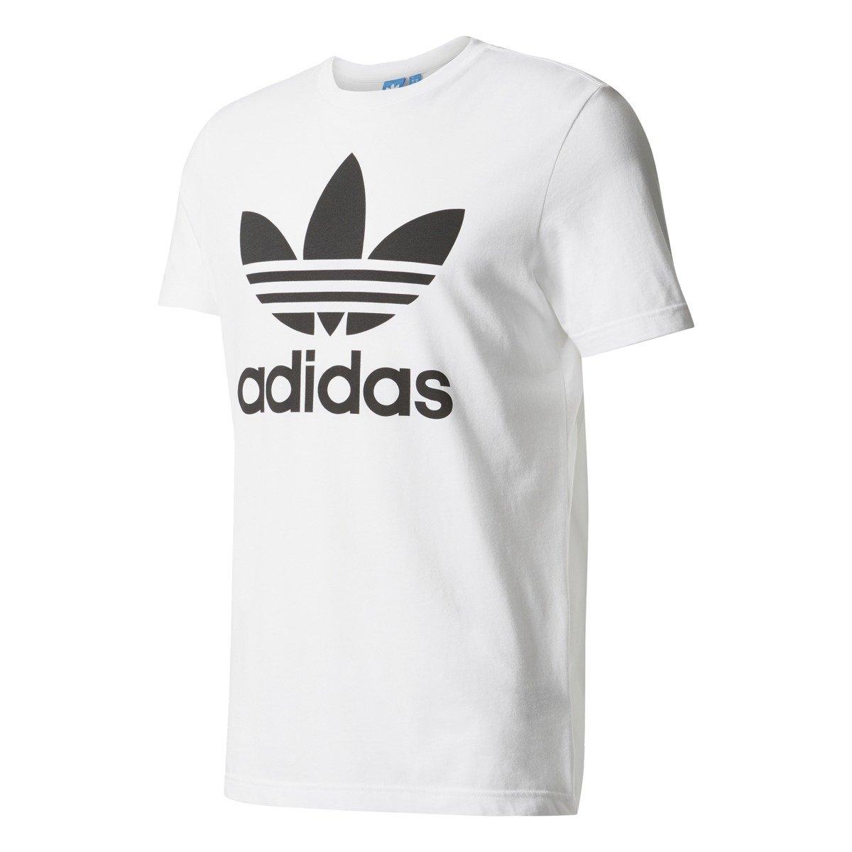 Adidas originals trefoil t shirt aj8828 bekleidung for Adidas trefoil t shirt