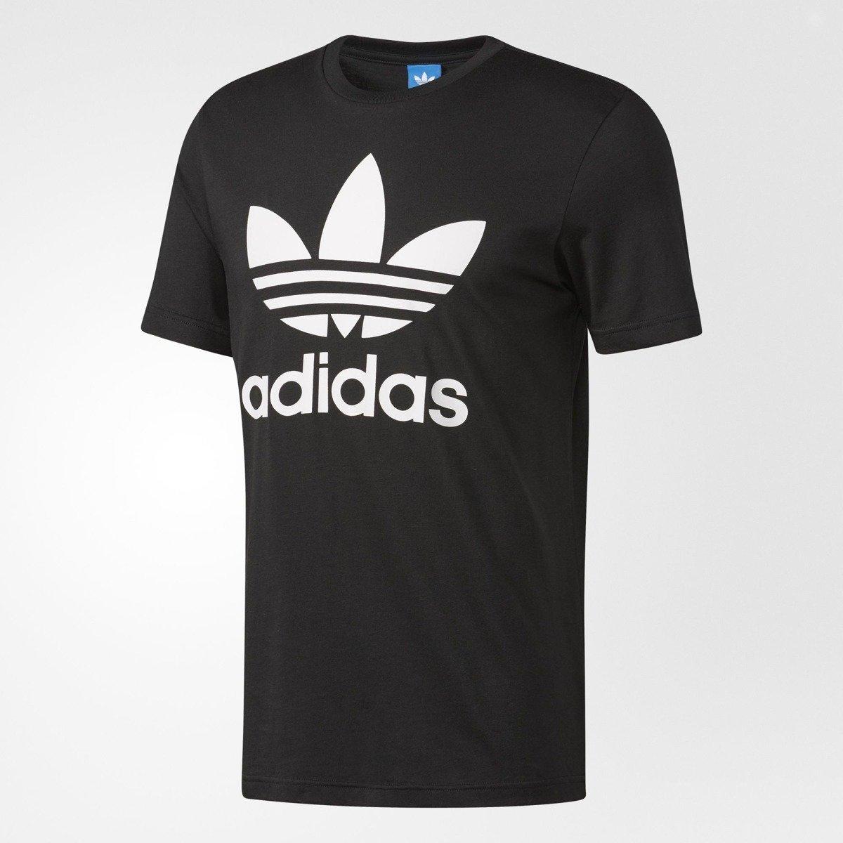 Adidas originals trefoil t shirt aj8830 bekleidung for Adidas trefoil t shirt