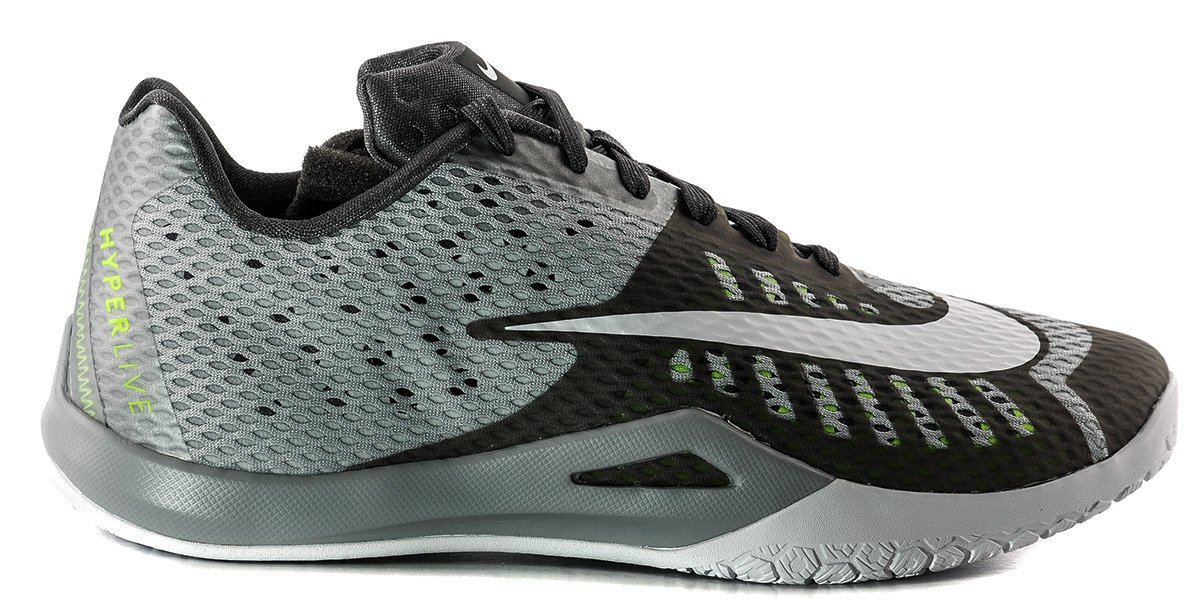 Nike Hyperlive Gray