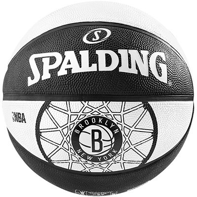 Spalding Teamball NBA Brooklyn Nets 2015 Basketball