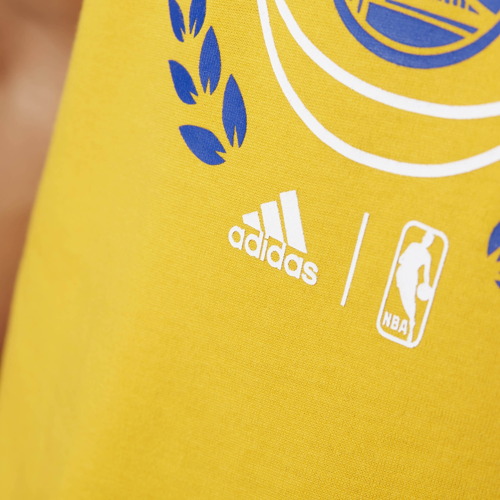 Adidas GFX 4 NBA Golden State Warriors T-shirt - S96780