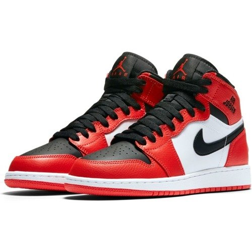 Air Jordan 1 Retro High BG Schuhe - 705300-800