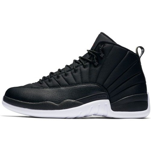 Air Jordan 12 Retro Black Nylon - 130690-004