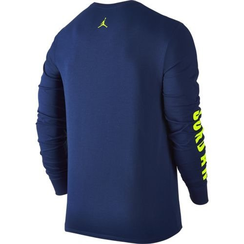Air Jordan Engineered For Flight Dri-FIT Longsleeve - 801557-455