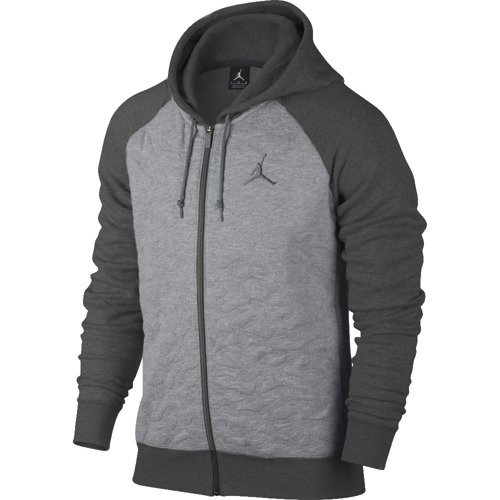 Air Jordan Fleece Full-Zip Hoodie - 819125-063