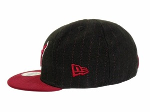 NEW ERA Miami Heat Pincrown NBA Fullcap Mütze