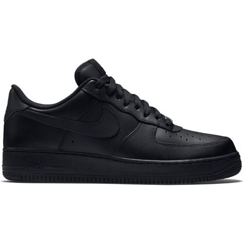 Nike Air Force 1 Low All Black Schuhe - 315122-001