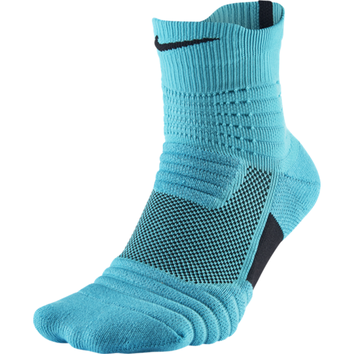 Nike Basketball Elite Versatility Quarter Socks - SX5370-418