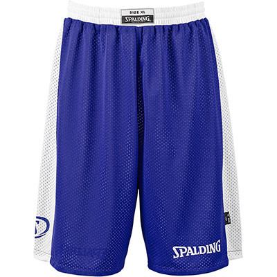 Spalding Essential Basketball Reversible Shorts