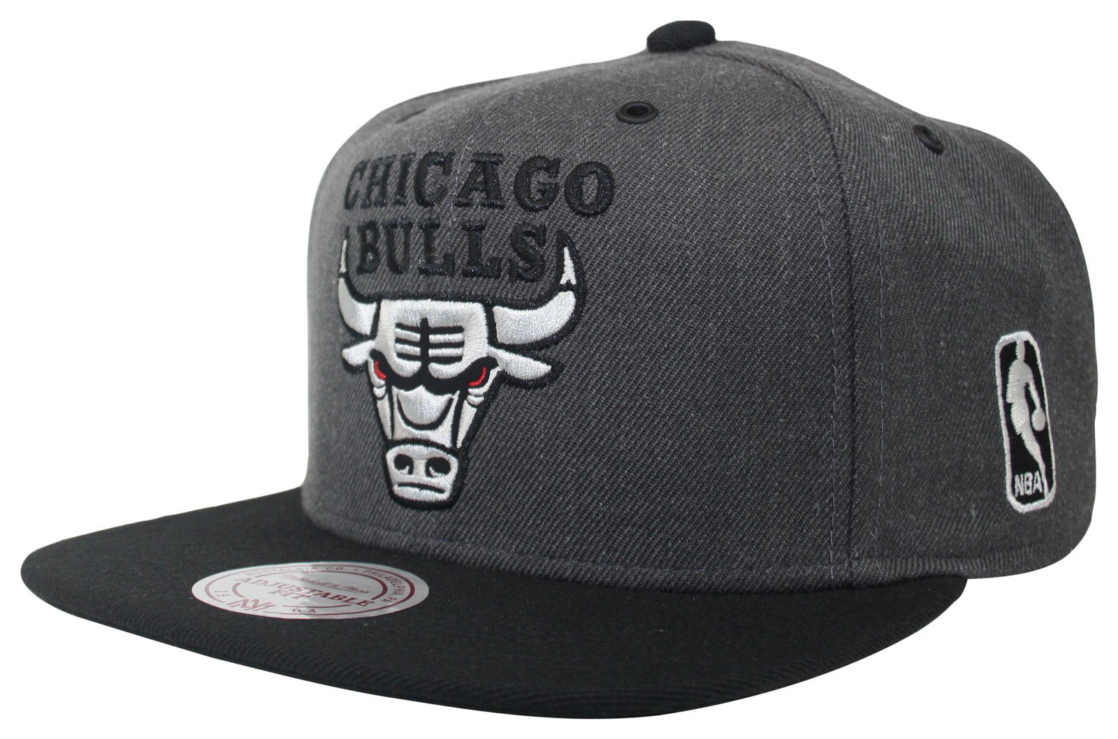detailed look 3344a db455 Mitchell   Ness Chicago Bulls Snapback - Basketo.pl