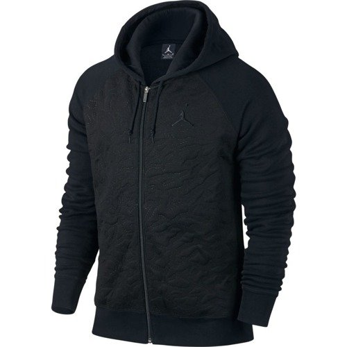 Air Jordan 3 Fleece Full-Zip Hoodie - 819125-010