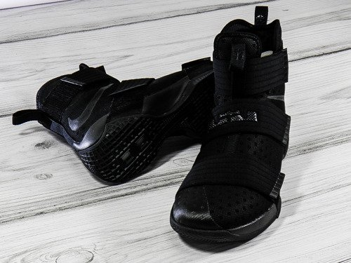 Buty Nike LeBron Soldier X Black Space - 844374-001