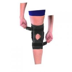 Mueller Hinged Wrap Around Knee Brace