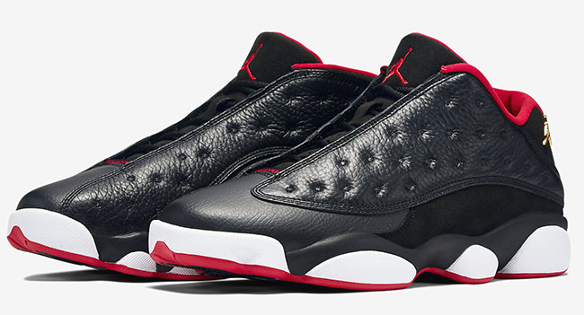 AIR JORDAN 13 LOW BRED - 310810-027