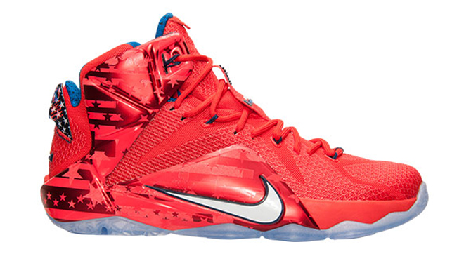 "Nike LeBron 12 ""Independance Day"""