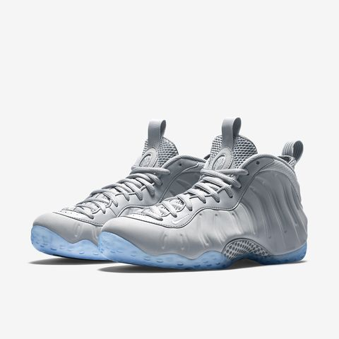 "Nike Air Foamposite One ""Grey Suede"""
