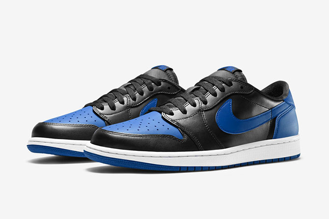 "Air Jordan 1 Retro Low OG ""Royal""  705329-004"