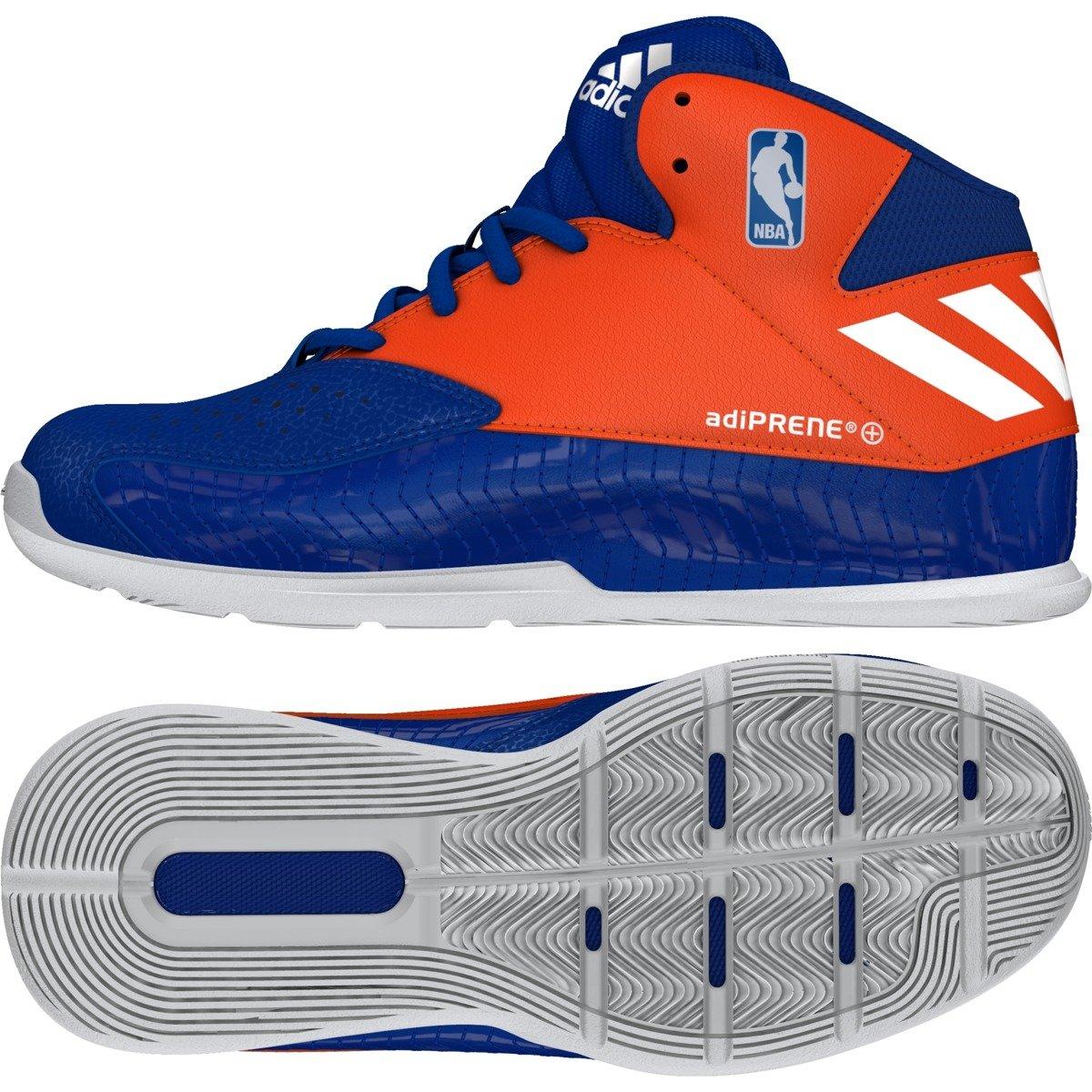 Adidas Bw0501 Next Czerwono Niebieski 5 Level Speed Nba Schuhe 1TFKlJc