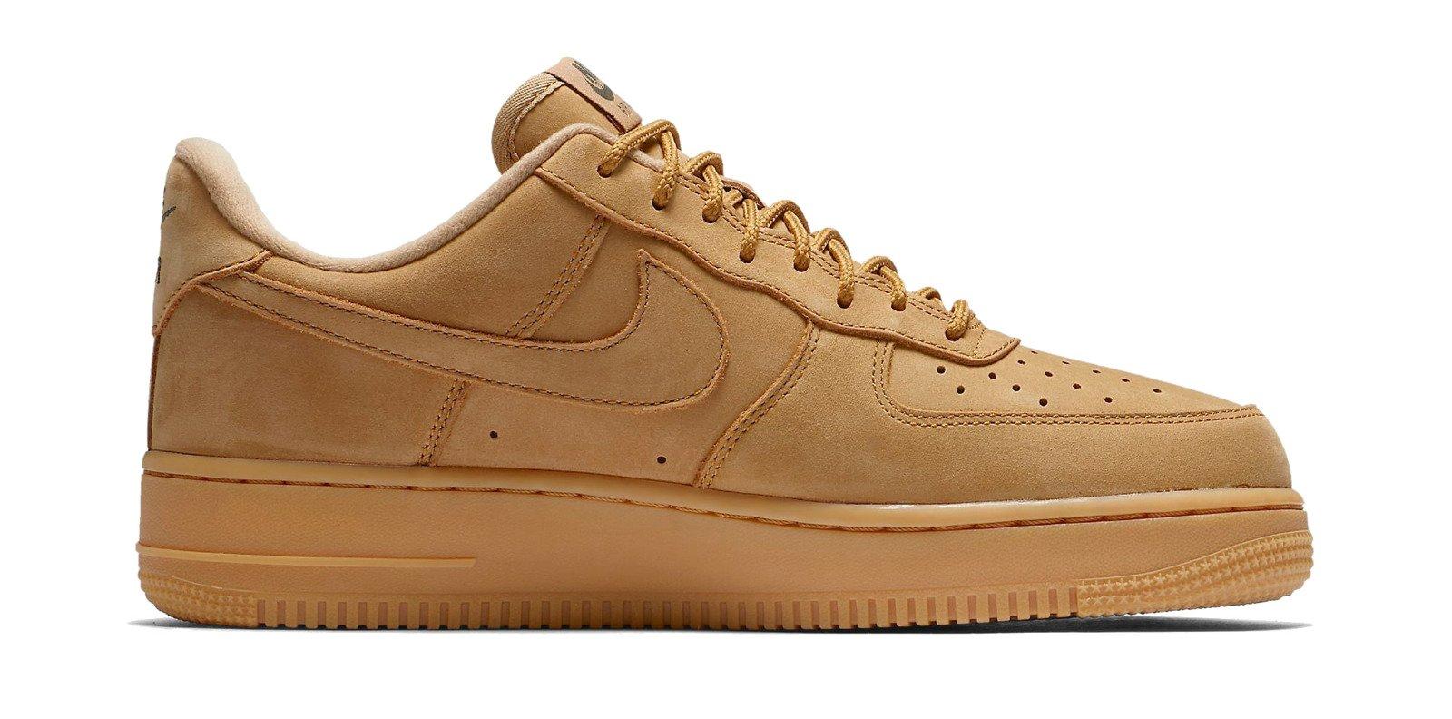 Nike Air Force 1 Low '07 WB Wheat AA4061 200 Basketballschuhe