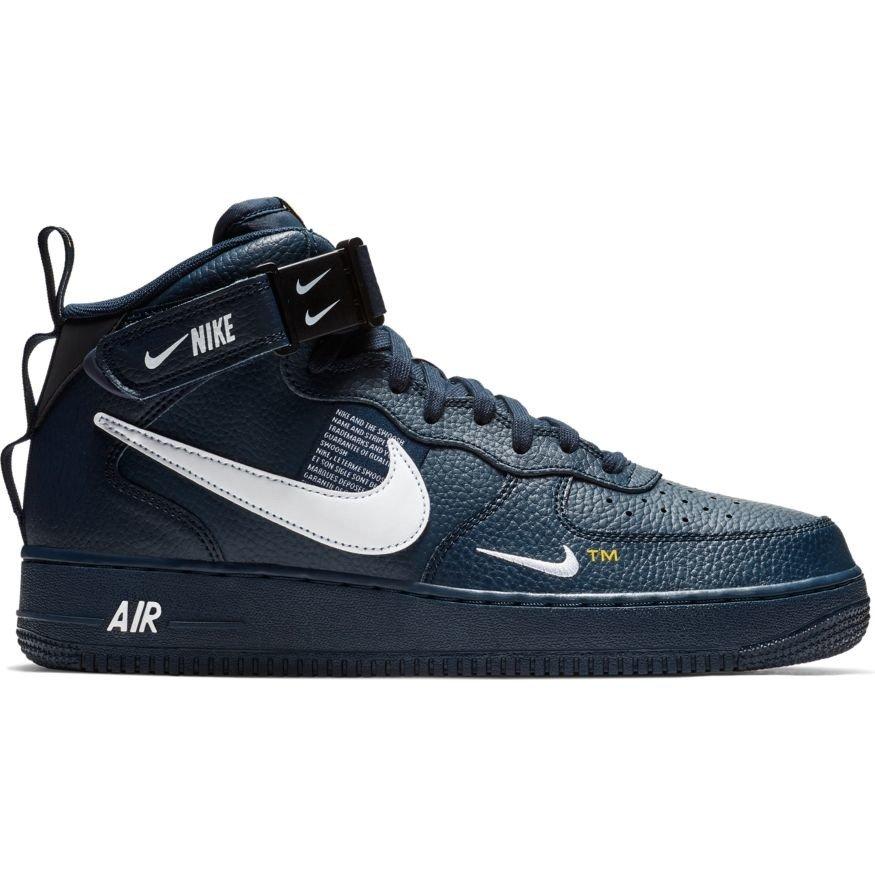 9aa0ba3a72 Nike '07 Schuhe 403 Mid Lv8 1 Force Basketballschuhe Air 804609 rBCqAr