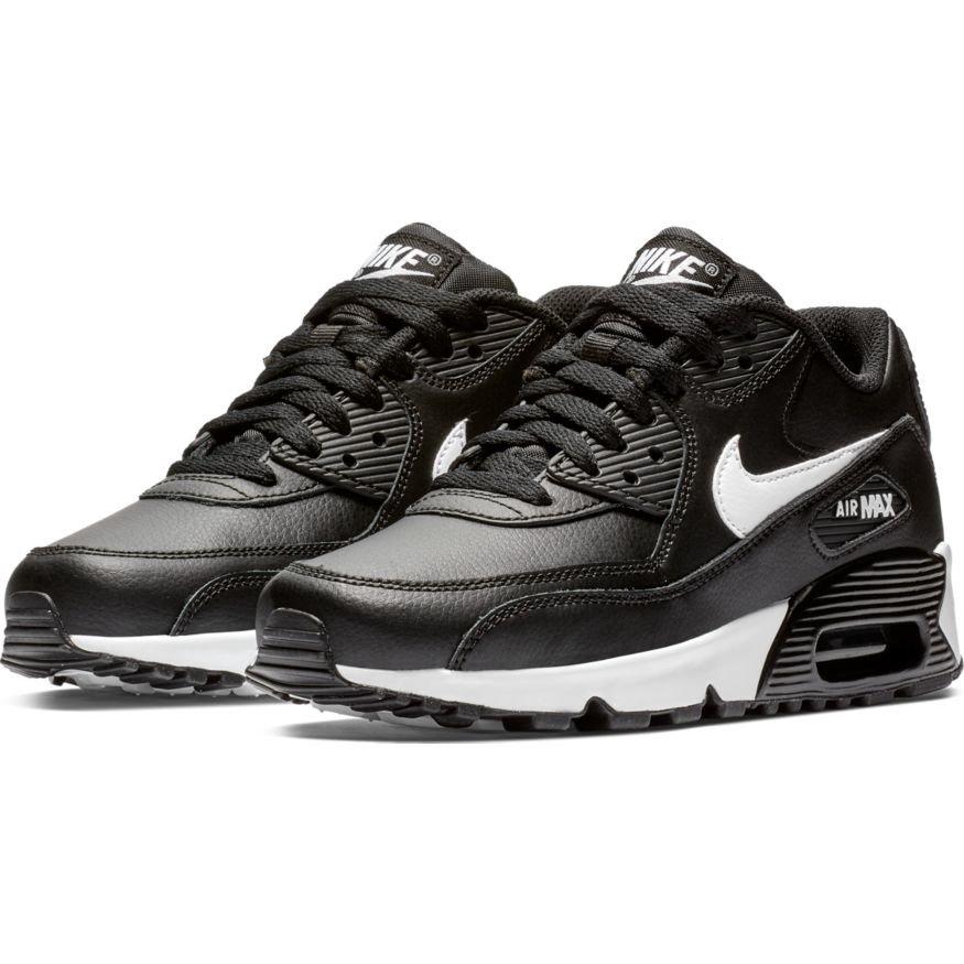 Nike Air Max 90 Leather Schuhe (GS) 833412 025