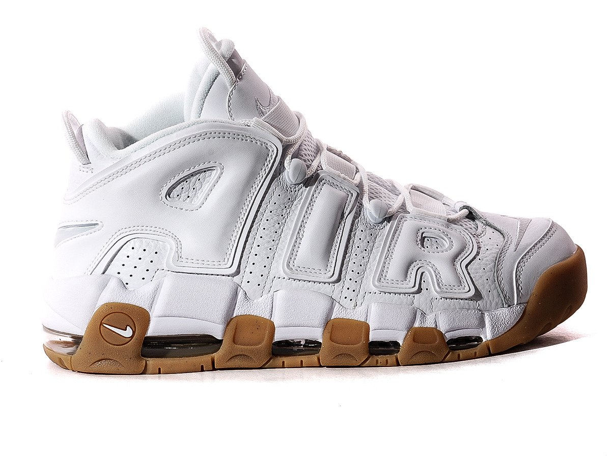 best sneakers 534b0 ee619 Nike Air More Uptempo White Gum Schuhe - associate-degree.de