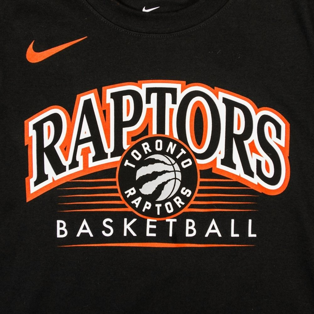 Nike NBA Raptors Crest Junior T shirt EZ2B7BAYX RAP