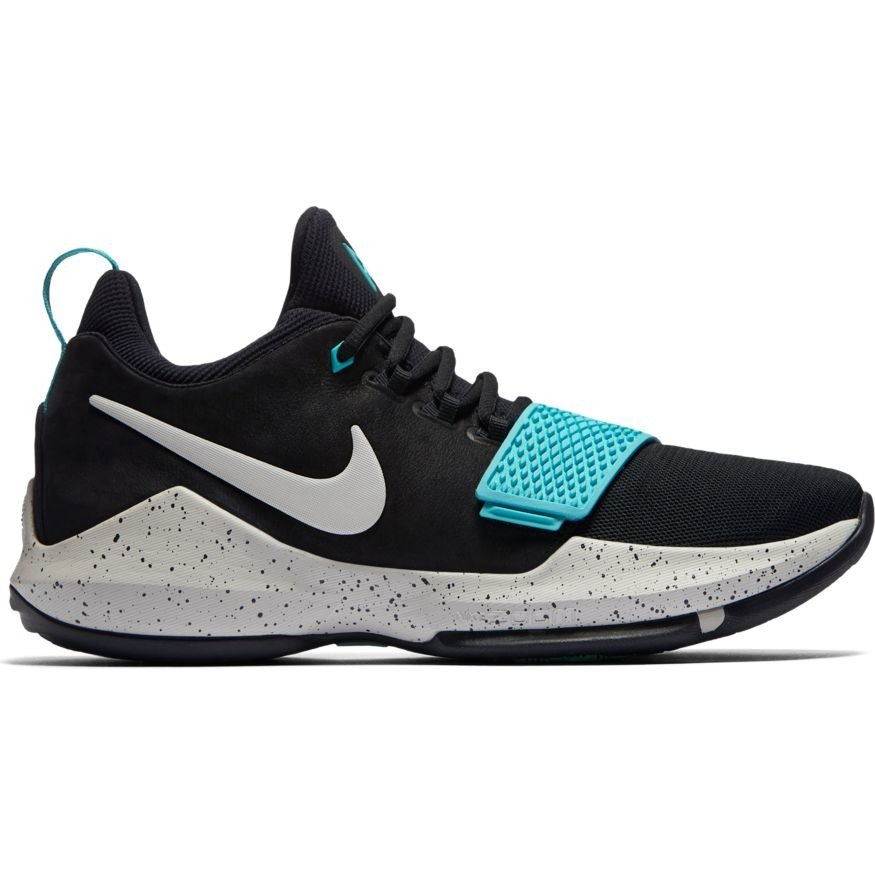 nike pg 1 light aqua basketballschuhe 878627 002. Black Bedroom Furniture Sets. Home Design Ideas