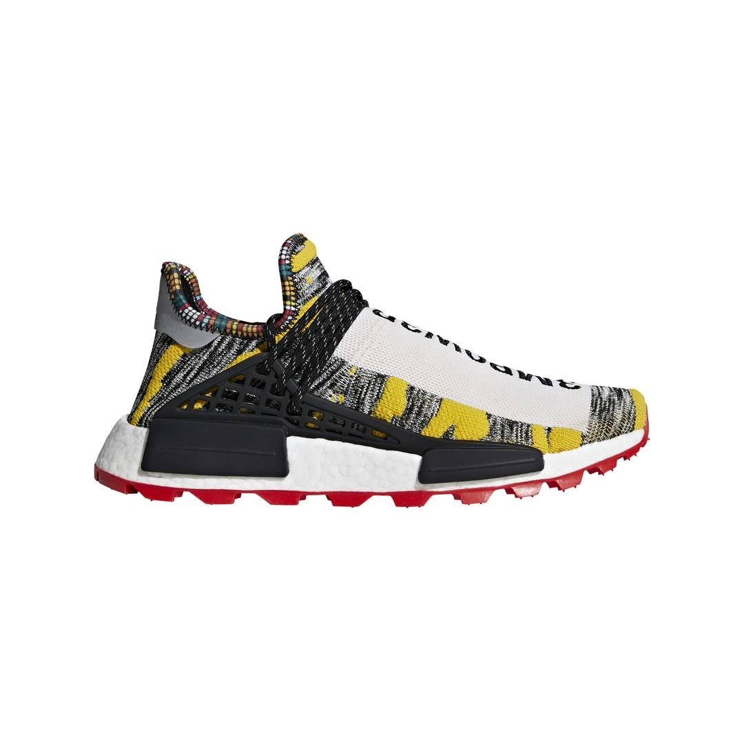 adidas Pharrell Williams Hu NMD Schuh Weiß   adidas