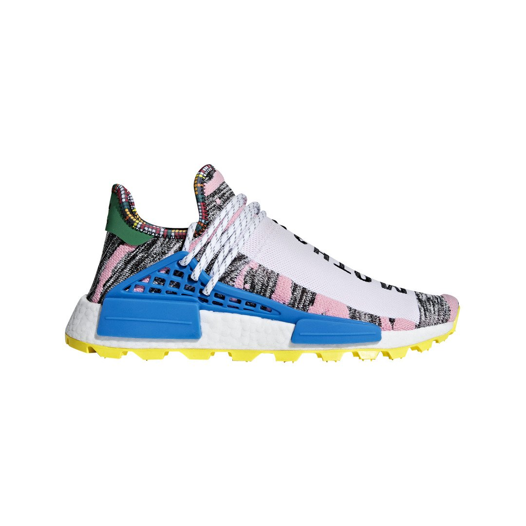 x NMD Pharrell HU BB9531 adidas Schuhe Afro Williams ONnvm80w