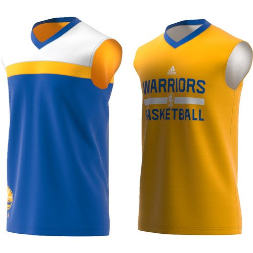 Adidas NBA Golden State Reversible Basketball - B45465