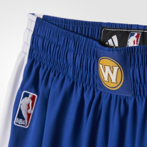 Adidas NBA Golden State Warriors Swingman Shorts - H95631