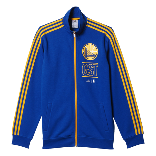 Adidas NBA Golden State Warriors Washed Kapuzenpullover - AX7674