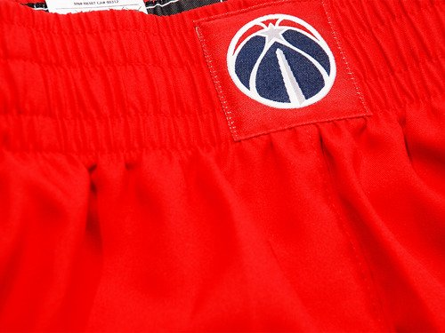 Adidas Washington Wizards NBA Swingman Basketball shorts  - A40867