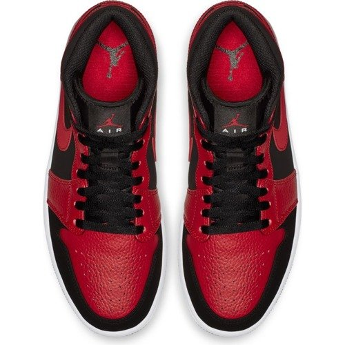 Air Jordan 1 Mid Bred - 554724-054