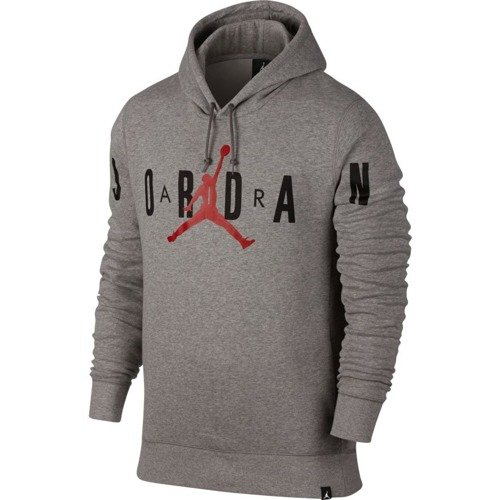 Air Jordan Brushed Graphic Kapuzenpullover - 834371-063