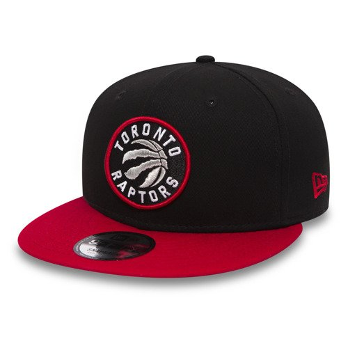 New Era NBA 9FIFTY Toronto Raptors Black Base Snapback - 80489134