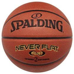 Spalding Never Flat indoor / outdoor