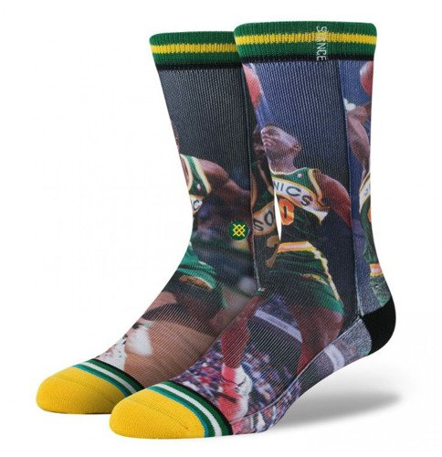 Stance NBA Gary Payton / Shawn Kemp Seattle Socken - M558A16PKE