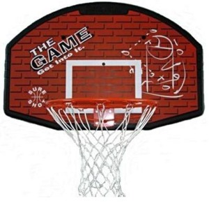 Sure Shot 506 Bronx The Game Basketball-Rückwand/Basketballring
