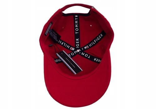 Tommy Hilfiger TH Badge Strapback - AM0AM03325 614