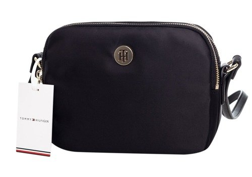 Tommy Jeans Cool City Men's Washbag Black - AM0AM05551 BDS