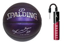 Spalding Kobe Bryant 24 - 76-638Z +Air Jordan Essential Ball Pump