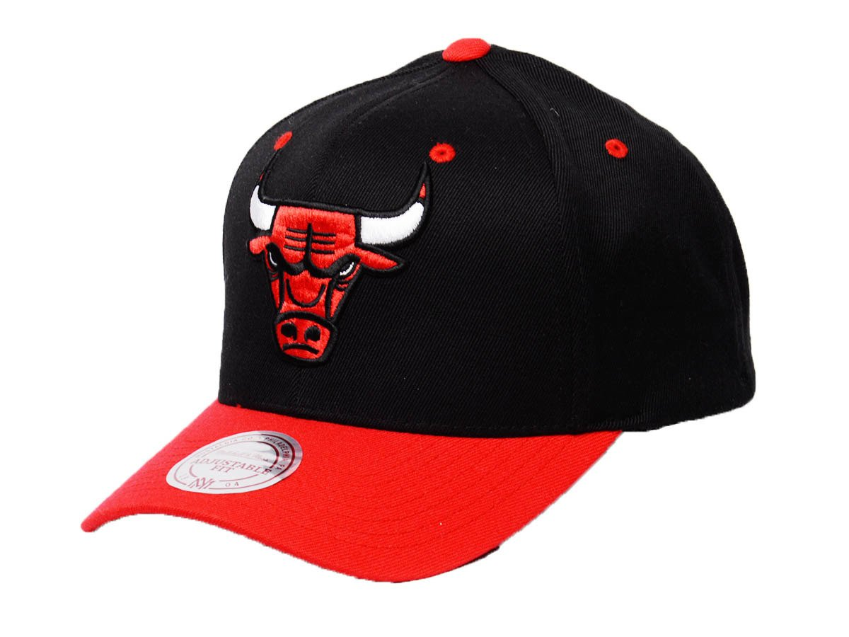 Clicca per espandere  Mitchell   Ness INTL151 NBA Chicago Bulls Snapback  berretto ... 7cc600da297b