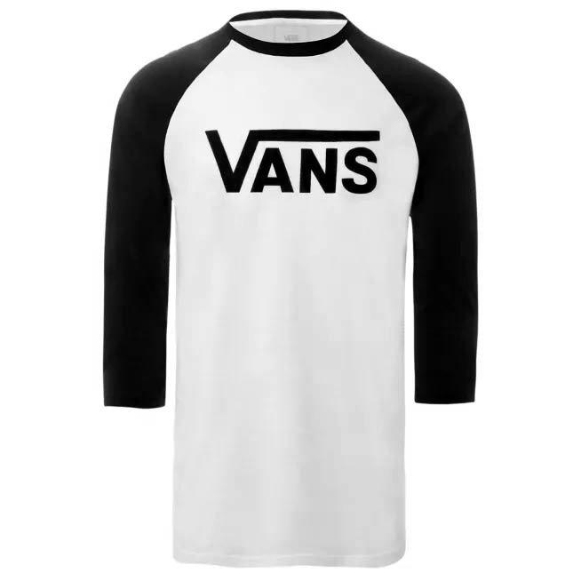 Vans Classic Raglan T shirt VN0002QQYB21