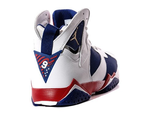 "Buty Air Jordan 7 Retro ""Olympic Alternate"" - 304775-123"