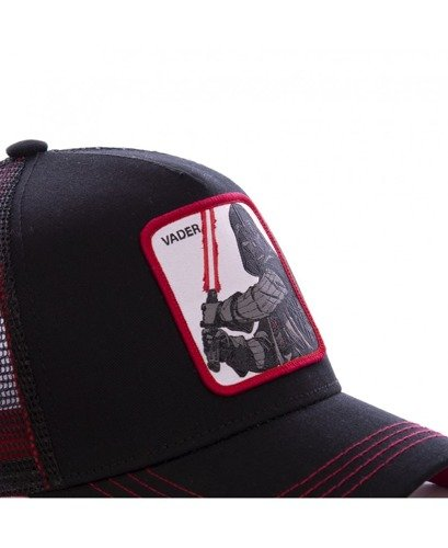 Capslab Star Wars Darth Vader Trucker Cap - CL/SW2/1/VAD2